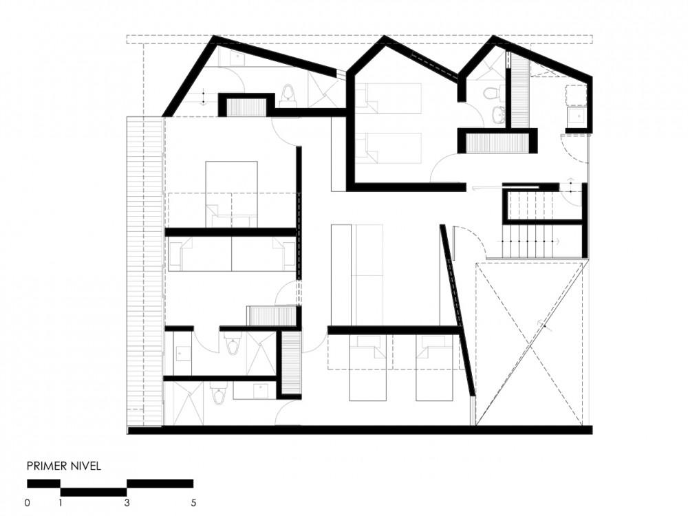 Casa Playa El Golf D17 - rrmr arquitectos