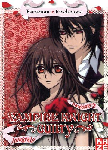 Vampire Knight Guilty DVD Box